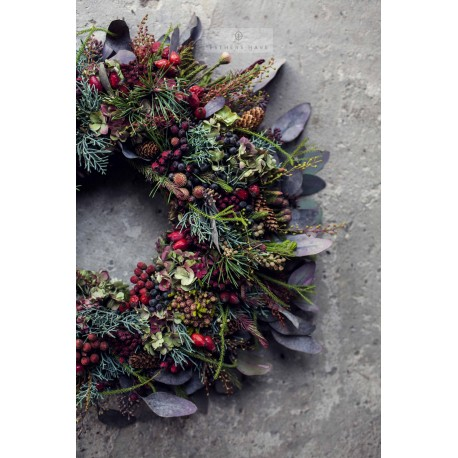 Wreath course nov. 22nd 2018