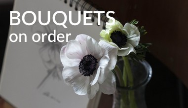 Bouquets on order